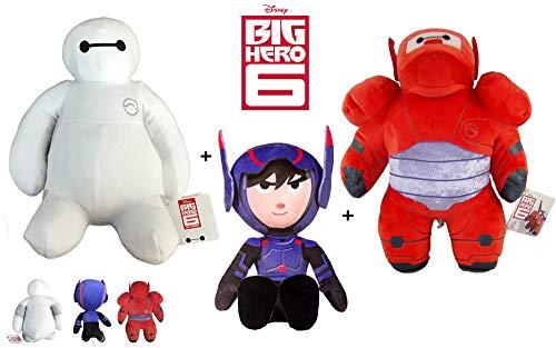 Big Hero 6 - White Baymax plüsch 12