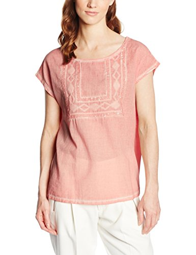 Betty Barclay 4850/0769 - T-shirt - Femme Orange - Orange (Melba 4766)