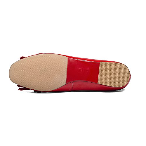 Nine SevenFlats - Ballet donna Red