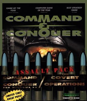 Command and Conquer and Covert Operations Assault Pack