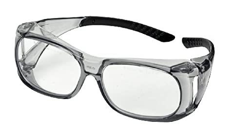 Champion Over-Spec Ballistic Glasses (Clear) by Champion