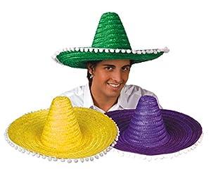 Boland- Sombrero Fernando, 3 colores surtidos, 50 cm, multicolor, BOL95401