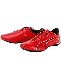 4e73dfbd7740 Puma Men s Red PU Rubber SF Future Cat Ultra Shoes - 42