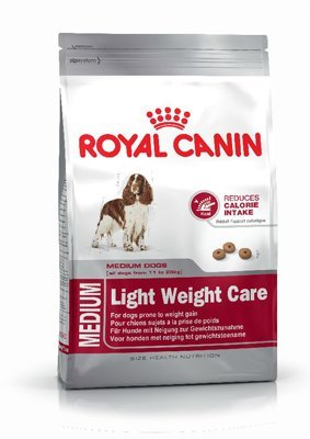 Royal Canin - Royal Canin Medium Light Weight Care - 251 - 12 x 100 Grs. Pollo Pack Ahorro -