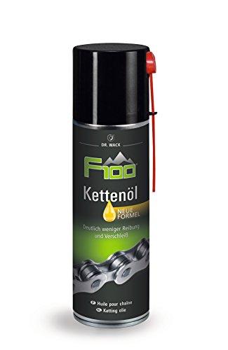 Dr. Wack F100 Kettenöl, 300ml - NEUE FORMEL