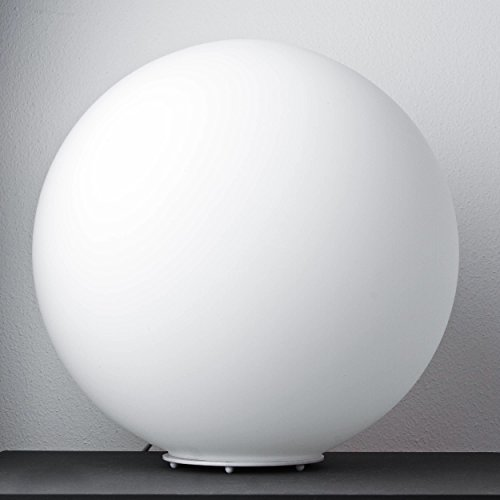 Kugel Bodenleuchte Bodenlampe D=30 cm E27 bis 60W Kugellampe Kugelleuchte