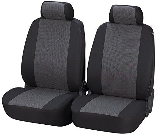 Autositzbezug Pineto schwarz-grau Opas Caddy