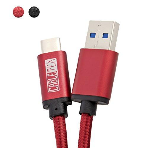cabletex-usb-c-kabel-auf-usb-30-typ-a-15-meter-ladekabel-nylon-textilkabel-datenkabel-fr-usb-31-comp