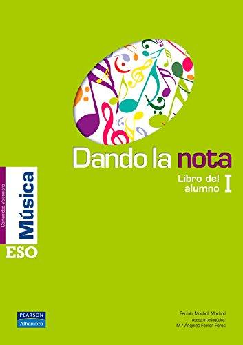 Dando la nota I libro del alumno (Comunidad Valenciana) - 9788420556024