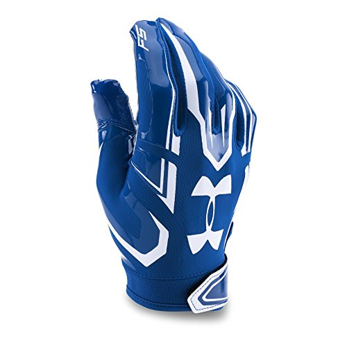 Under Armour F5 Football Gloves - Royal 400 Test