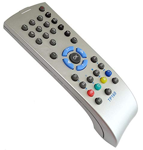 Aerzetix: DIS61 Mando distancia televisor compatible