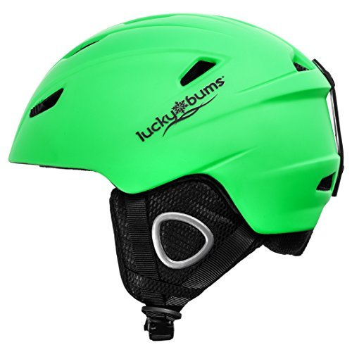 lucky-bums-powder-series-snow-sport-helmet-green-small-by-lucky-bums