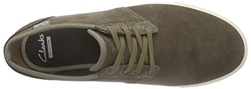 Clarkstorbay Lace - Chaussures À Lacets Vert Pour Homme (olive)