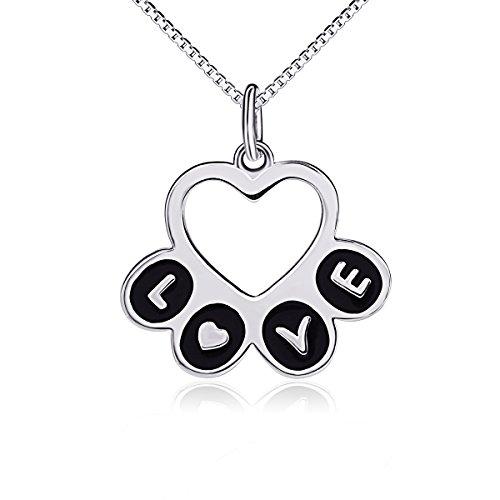 plata-de-ley-joyeria-forever-love-corazon-perro-pata-colgante-collar-para-las-mujeres-cadena-de-caja