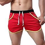 Hombre Pantalones Cortos de Playa Secado Rápido Bañador Estampado Beach Shorts