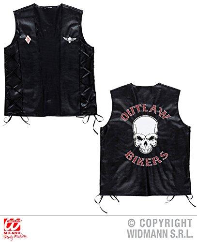 -Größe (XL), Macho Outlaw Motorradgang Motorradfahrer ()