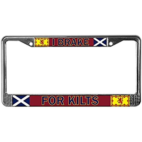CafePress Pride i Freno per Kilts License