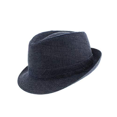 Votrechapeau - Chapeau Trilby - Petit Bord - Ancone - Jean
