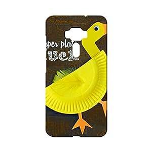 BLUEDIO Designer Printed Back case cover for Lenovo Zuk Z1 - G1835