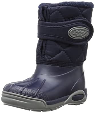 Babybotte / Tty Boys Xtreme Snow Boots 1/752 Navy 7 UK Child, 24 EU, Regular