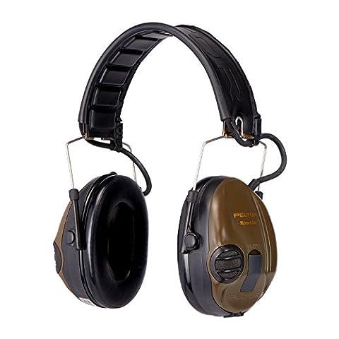 Casque chasse à modulation sonore 3M PELTOR SportTac - référence
