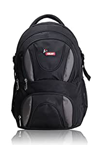 F Gear Bazooka 29 Ltrs Black Black Laptop Backpack