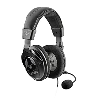 Turtle Beach PX24 Amplified Gaming Headset - Superhuman Hearing - PS4, PS4 Pro Xbox One s, Xbox One and PC