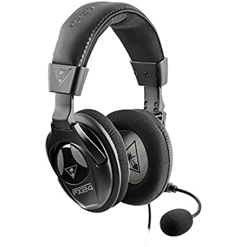 Turtle Beach - Auriculares Gaming Ear Force Recon PX24 (PS4, Xbox One, PC, Mac, Móviles, Tabletas)