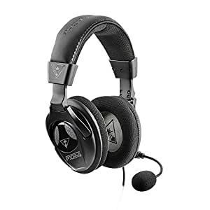 casque gaming avec son surround virtuel px24 de turtle beach ps4 xbox one pc et appareils. Black Bedroom Furniture Sets. Home Design Ideas