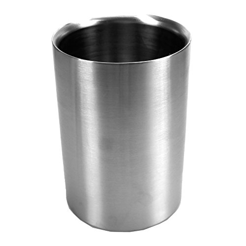 Weinkühler Edelstahl Doppelwandig Flaschenkühler Sektkühler Sektkübel Kühler