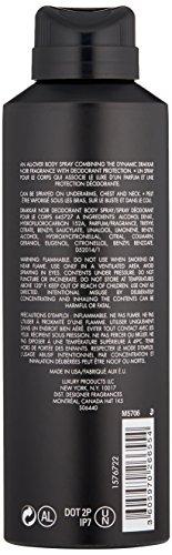 Drakkar Noir by Guy Laroche Deodorant Body Spray 170g