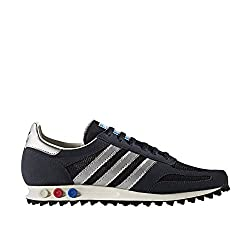 adidas Originals LA Trainer OG Herren (UK 4 US 4.5 EU 36 2/3, Legink/msilver/Navy BB1208)