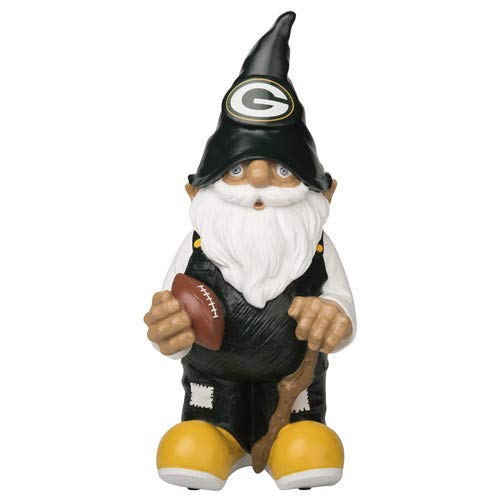 Forever Collectibles NFL Green Bay Packers 2008Team GNOME