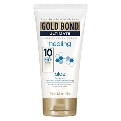 Gold Bond Ultimate Aloe Cream 163 ml (Hautpflege) (Healing Lotion Hands)