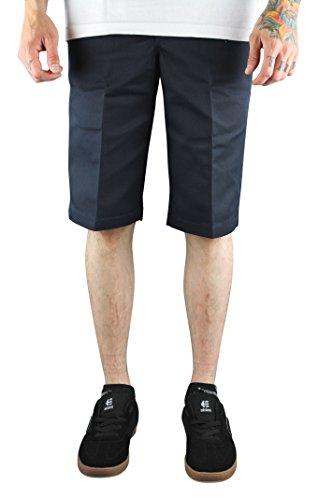 Dickies -  Pantaloncini sportivi  - Uomo Blue 30 Vita x Regolare
