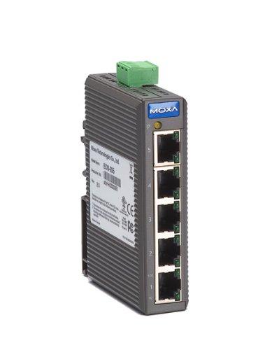 Moxa etherdevice ™ Switch 205ungemanaged