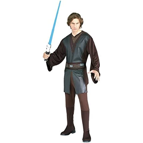 Lady Star Wars Costumes - Adultes Anakin Skywalker Costume rubis Ensemble déguisement