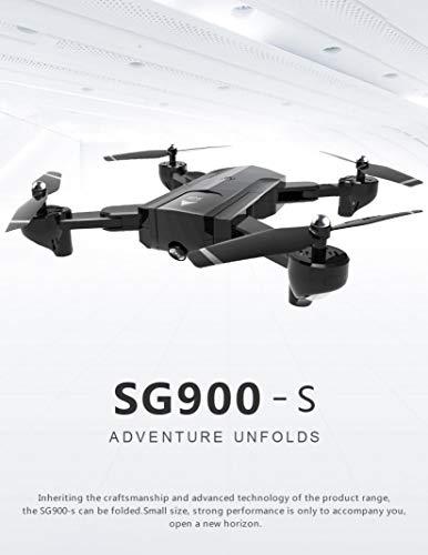 TAOtTAO CG033 Brushless 2.4G FPV Wifi HD 1080 P Kamera GPS Höhe Halten Quadcopter Drone (B)