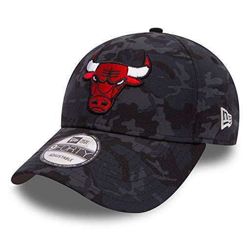 New Era 9forty Strapback Casquette MLB Yankees de New York Los Angeles Dodgers Hommes Femmes Casquette Chapeau Plusieurs Couleurs dans le Bundle avec UD Bandana - Ny Camouflage #2850, Adjustabl