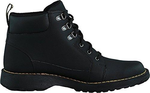 Dr.Martens Mens Trae Peidmont Split Leather Boots Schwarz