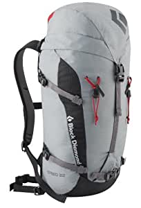 Black Diamond Speed 22 - - S/M gris sac a dos