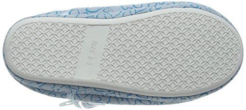 Spot on X2018 Damen Hausschuhe Blue (Mid Blue)