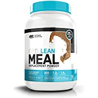 Optimum Nutrition Opti-Lean Meal Replacement Powder, Chocolate
