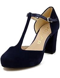 Geox ANNYA DONNA Scarpe Decollete Blu Donna | Geox® 1920