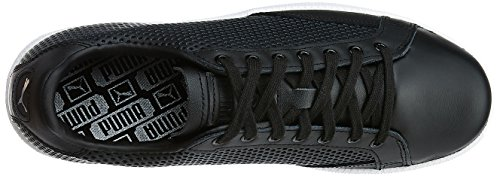 Puma Match 74 Summer Shade, Sneakers Basses Mixte Adulte Noir (Puma Black-puma White 01)