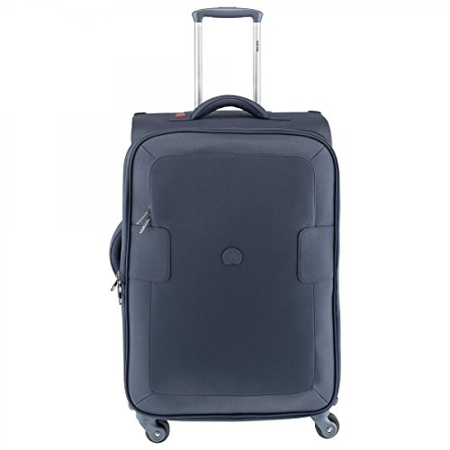 Valise taille moyenne 60 cm Bleu Delsey