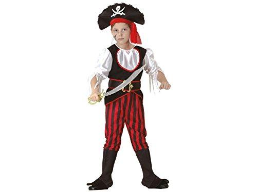 Déguisement pirate garcon enfant 4 - 6 ans (82157) fête et soirée à theme humoristique spectacle théâtre ambiance promotion solde pas cher de qualité supérieure carnaval festival idée cadeau anniversaire noel cool sympa