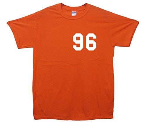 Calum Hood Date Of Birth T-Shirt Orange