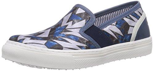 Walk safari Jungen Sneakers Blau (TELA ST.BLU)