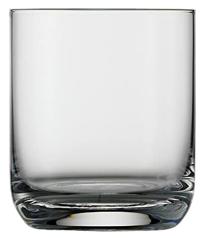 Verres à Whisky Classic de Stölzle Lausitz 305 ml, set de 6, lave-vaisselle garanti, idée-cadeau très